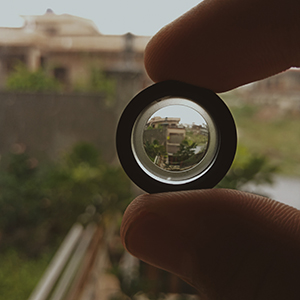 Through a Magnifying Glass