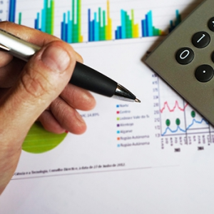 Financial Papers and Calculator